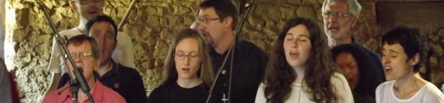 Mai 2014 – Ensemble Vocal Ephémère: Le CD est dans le NAGRA *