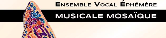 Aout 2014 – Sortie du CD «MUSICALE MOSAÏQUE»
