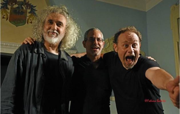 Tres Mundos, …. un trio Tres cosmopolite, … pour un concert Tres acoustique