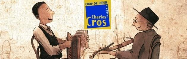 """le CD """"Les Enfants du Bal"""" a reçu le """"Coup de Coeur de l'Académie Charles Cros"""""""