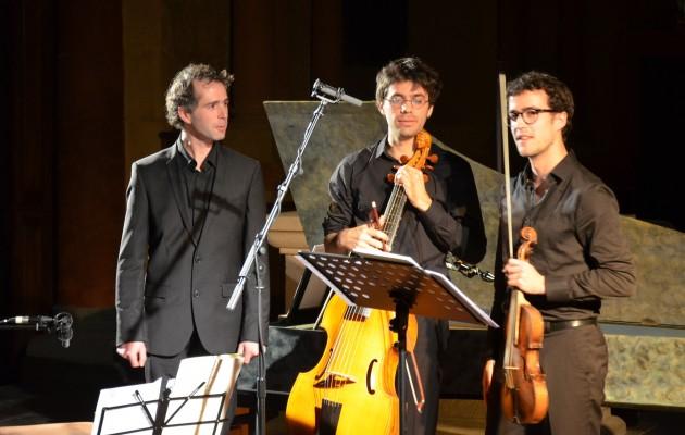 LUDI MUSICI…. un trio baroque… mais pas que !