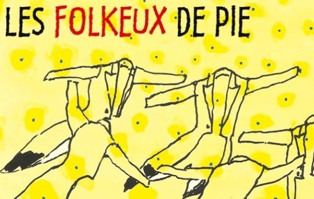 Mai 2018 – Sortie du CD «Les FOLKEUX de PIE»