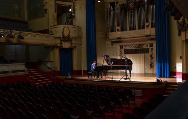 Décembre 2020 : Le CD «Frédéric CHOPIN», du pianiste Ilan Zajtmann, est disponible !