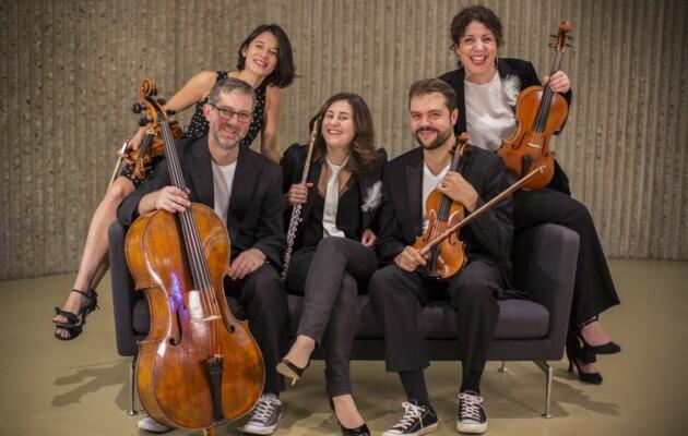Septembre 2021- Concert et Bal Folk des Folkeux de Pie à l'Héliotrope d'Orliénas